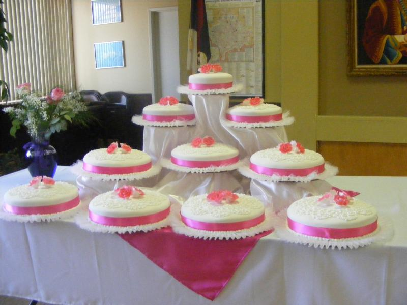 Quinceanera Cakes With Cupcakes Quinceanera cakes san diego